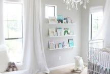 Nursery Inspiration / Digibuddha  |  Invitation + Paper Co.  |  digibuddha.com