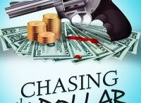 Miranda Vaughn Mysteries / Inspiration for Chasing the Dollar, Chasing Tinsel, Dropping the Dime, Lucky Penny, and coming in 2017--Miranda Vaughn Mysteries #4, Running the Numbers.