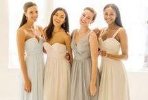 Bridesmaid Inspiration / Digibuddha  |  Invitation + Paper Co.  |  digibuddha.com