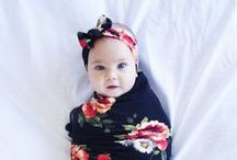 Baby Girl / Digibuddha  |  Invitation + Paper Co.  |  digibuddha.com
