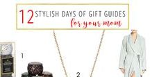 12 Stylish Days of Gift Guides: 2016