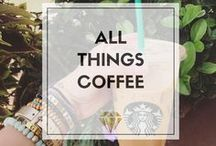 // Coffee Is Life / All things coffee. Recipes, coffee makers, cups, mugs, and more.