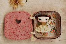 inspire - dolls / by Dee Rolston