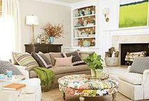 Home: Design and Decor / by Yvonne Davis
