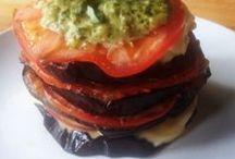 pesco-lacto vegetarian wanna be! / by Yvonne Davis
