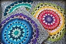 Crochet Pattern Design / ******* More crochet for BABIES here: http://www.pinterest.com/JaneGlenholmes/babies/  ******* More crochet - DAISIES - here: http://www.pinterest.com/JaneGlenholmes/daisies/ / by Groovy Pumpkin