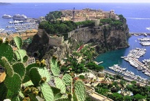 General Views of Monaco / Aerial views of the Principality of Monaco and Monte-Carlo
