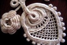 Crochet e Trico - pontos