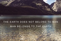 Ecologic awareness / by Ellen Morris