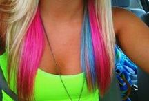 Hair & Makeup Ideas<3 / by Kayleigh ✨