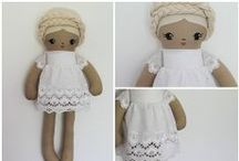 Tiny Eyes NZ - Dolls / by Dee Rolston