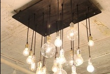 Luminárias - iluminação - Faça voce mesmo - Light lamp LUMINARY