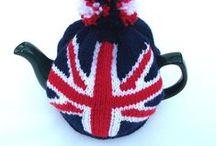 Tea Cozys / by Groovy Pumpkin
