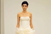 Vera Wang Bride Wedding Dresses Fall 2013 / by Vera Wang
