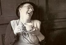 "Makes Me Laugh! / ""She had a lively, playful disposition, which delighted in anything ridiculous."" ~~Jane Austen"