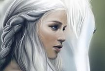 TV--Game of Thrones / One of my addictions. Love this show. / by Brandi Duncan