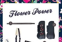 Flower Power / When you think happiness.. | Shop at: http://www.ej.nl/english/ / by Epplejeck