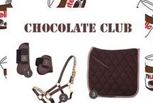 Chocolate Club / To chocolate or not to chocolate, is there any question? | Shop at: http://www.ej.nl/english/  / by Epplejeck