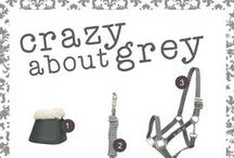 Crazy about Grey / We're all crazy about grey, isn't it? | Shop at: http://www.ej.nl/english/ / by Epplejeck