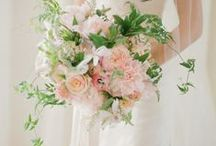 wedding flowers / Inspiration for Wild Garden Flowers by Holly