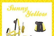 Sunny Yellow / Not always sunny, but in a sunny state of mind! | Shop at: http://www.ej.nl/english/