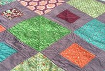 Quite Quilty / My quilts that I have finished