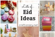 Eid Al-Fatr / Celebrating with our Muslim friends the end of Ramadan. / by Becca Riding