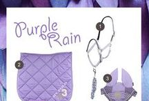 Purple Rain / Let me guide you into the purple rain - Shop at: http://www.ej.nl/english/ / by Epplejeck