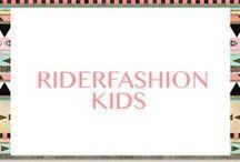 Ridersfashion Kids / The latest equestrian fashion for kids! | Shop at: http://www.ej.nl/english/rider/ / by Epplejeck