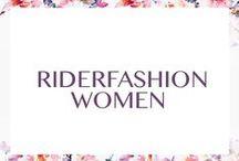 Ridersfashion Women / The latest equestrian fashion for women! | Shop at: http://www.ej.nl/english/rider/ / by Epplejeck