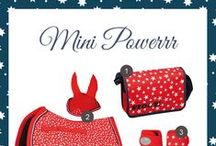 Mini Powerrr / Shop everything for you mini-horse at http://www.ej.nl/english/ / by Epplejeck