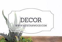 #homedecor / www.kitstanwood.com