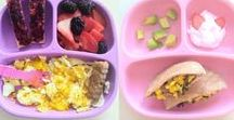 Toddler Snack & Meal Ideas / Toddler Snacks | Toddler Meals | Healthy | On-the-Go | Real Food | Easy | Make-Ahead | Breakfast | Lunch | Dinner | Small Portions | Mom | Parenting | Recipes | Meal Ideas | Healthy Toddler Meal Ideas | Picky Eater | Healthy Toddler Lunches