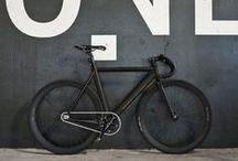 Vélo / by Markus Weldon