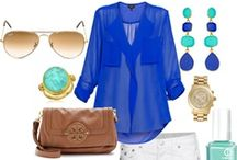 Outfits I'd Love To Wear / by Monica Rodriguez