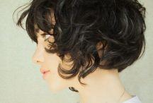 hair~ dye & cuts / by Monica Adams