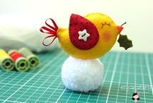"""Costurices e Mimos!!!!!!!!!! / Fofuras em tecido que são encantadoras, principalmente para uma """"não-costureira"""" de mão cheia, como eu!!!!!!!!!! / by Regina Molinaro"""