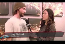 Rebecca Rose: Video & Live Interviews