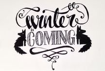 Winter Is Coming / by Molly Flood