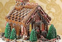 Gingerbread Houses / Gingerbread houses / by Mickey Myers