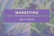 MARKETING IDEAS / Marketing tips, advice & inspiration