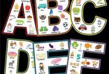 School: Alphabet / by Charity Lane