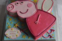 Peppa pig Birthday party / Birthday ideas