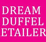 Dream Duffel Retailers / Retailers all across the country carry Dream Duffel products in their stores. Find a location near you and stop by for a visit! | For Retail Opportunities: Contact Nan Leventhal, Retail Sales Coordinator, at 877.378.1260 or nan@dreamduffel.com.