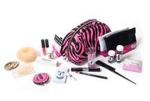 Hair & Cosmetics / Accessories to help organize your makeup and add some flare to your competition.