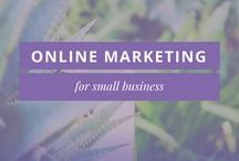 ONLINE MARKETING ADVICE FOR SMALL BUSINESS / Online marketing, digital marketing, marketing, business marketing, marketing ideas, marketing tips, marketing for business, event marketing, email marketing, marketing strategy, small business, business