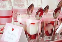 A very berry strawberry party / by Brenda's Wedding Blog | Blogger of Elegant Weddings / Business + Social Media Marketing for Wedding Industry