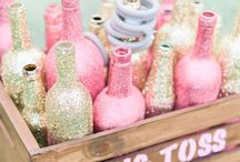Unique Wedding Ideas / Sharing unique ideas to make weddings and bridal showers extra special for you and your guests. It's always fun to have a little surprise at the wedding - something your guests won't expect.