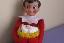 holidays-Elf on the Shelf / by Elaine Laws