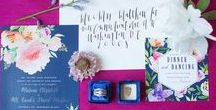 Wedding Invitations   DIY Party Invitations   Paper Goods + Fonts / Wedding Invitations, Stationery and Unique Paper Goods   Wedding Stationery   Bridal Shower Invitations   Birthday Party Invitations   Perfect Fonts for DIY Invitations